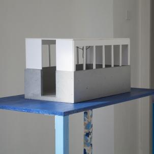 sculpture - Miriam Leonardi Galerie 4 Marbriers 2015