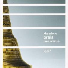 catalogue design preis schweiz - 2007